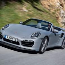 Обзор Porsche 911 Turbo Cabriolet 2014