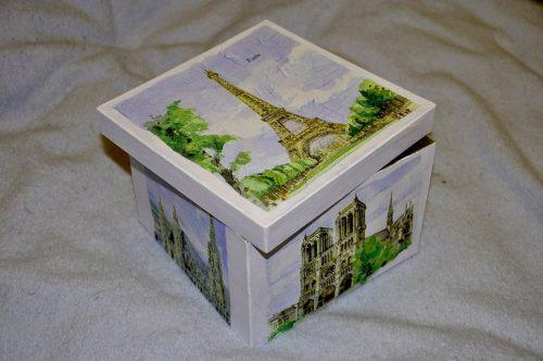 Ящик для воспоминаний