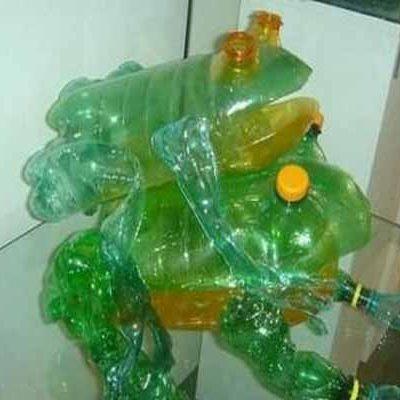 Вироби з бутилок