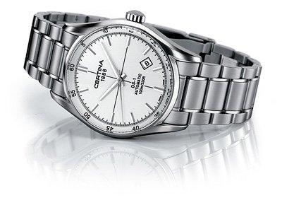 швейцарские часы Certina мужские фото