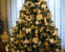 Как украсить ёлку на Новый год 2020 своими руками