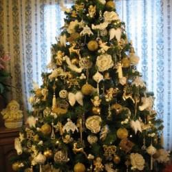 Как украсить ёлку на Новый год 2018 своими руками