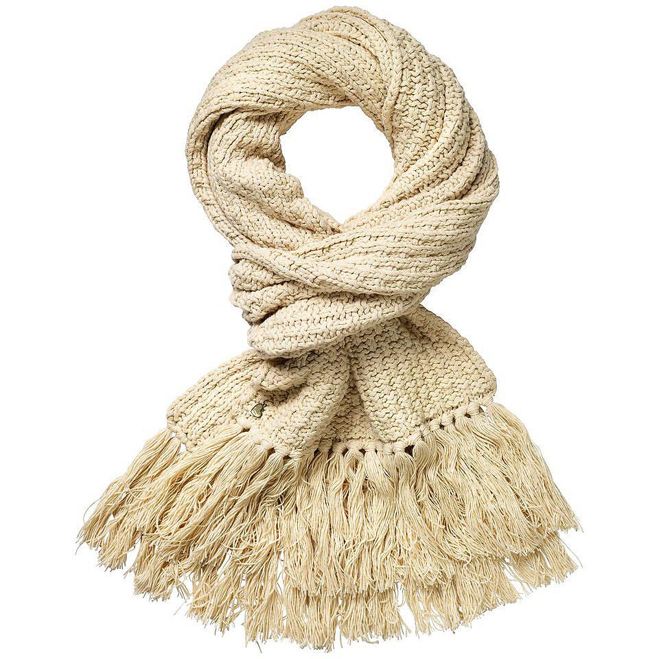 Как и чем украсить шарф своими руками 429